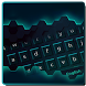 Neon Technology Keyboard by Super Cool Keyboard Theme