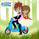 Cute Loving Couple by Precept Software Creations