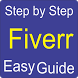 Easy Guide for Fiverr by MuslimDigitals
