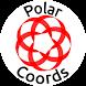 Polar Coords by Tiago Colliri