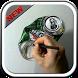 DIY 3D Drawing by keinarraapp