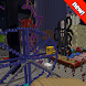 Roller coaster MCPE addon by best addons for mcpe