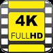 Full HD Video Player by batleleapp