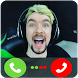 Jacksepticeye call prank by DevStudioApps91