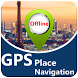 GPS Route Finder Maps & Place Navigation by Insha Apps Studio