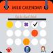 Milk Calendar by Greenitco Technolologies Pvt Ltd