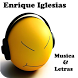 Enrique Iglesias Musica&Letras by andoappsLTD