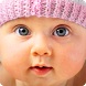 Happy Cute Baby Wallpaper by Pinza
