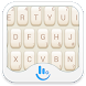 TouchPal Ivory Keyboard Theme by Love Free Themes