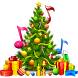 Xmas Tree Live Wallpaper by Cyber Apps