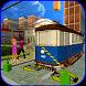 Tram Train Simulator 2017 by Legends Storm Studios - Racing Action Sim Games
