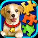 Kids Puzzles: Puppy Jigsaw by Tofu Media Ltd