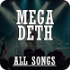 All Songs Megadeth