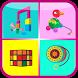Kids Matching Games by Kaya