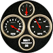 Muscle Car Watch Face by SeenApps