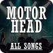 All Songs Motorhead by MishaGoDev