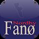Fanø Nordby Stadtwanderung by AppCreator.dk