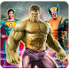 Superhero Grand Ring Battle Arena Immortal Fighter