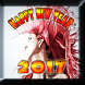 Happy New Year 2017 by palma por