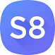 Galaxy S8 launcher – S8 Theme by Metal Team