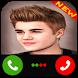 Justin Bieber Fake Call by Get best app