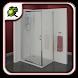 Sliding Shower Doors Design by Nasal Goo