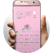 Diamond Wedding Ring PinkTheme by Pink Themes for Hola Launcher