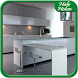 Ideas Kitchen Set Minimalist by Halo holon