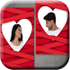 Love Couple Photo Collage Picture Frames Editor by Smart Streamer