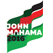 John Dramani Mahama by VoteRockIt, LLC.