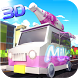 Milk Delivery Van Simulator 3D by Nation Games 3D