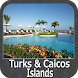 Turks and Caicos Islands GPS Nautical Charts