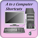 A to Z Computer Shortcuts by SRK photography