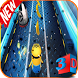 Subway Banana Surf Rush 3D by super games 2017