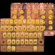 Emoji Keyboard Retro Wood by Color Emoji Keyboard Studio