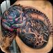 3D Tattoo Design by KenziDev