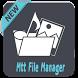 Mtt File Manager by HKMBAK, inc