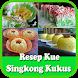 Resep Kue Singkong Kukus