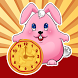 Telling Time With Rabbit by Applus Studio