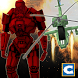 X Ray Police Robot Helicopter by Clans