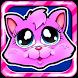 Jumping Kitties by Fern's Blossom Studio