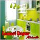 Desain Lemari Dapur Minimalis by BerkahMadani