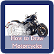 How to Draw a Motorcyles by Mumudev