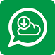 Save status story WhatsApp by Great app creators