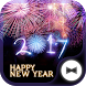Wallpaper Happy New Year! 2017 by +HOME by Ateam