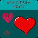Draw Heart 2017 by mr cgl
