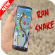 ran snake on screen hissin by Kantouj Inc