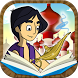 Tale of Aladin and Magic Lamp by Classic fairy tales Interactive book for kids