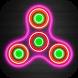 Fidget Spinner Neon by Fidget Spinner