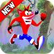 Super Bandicoote Jungle Adventure by Ghool Apps